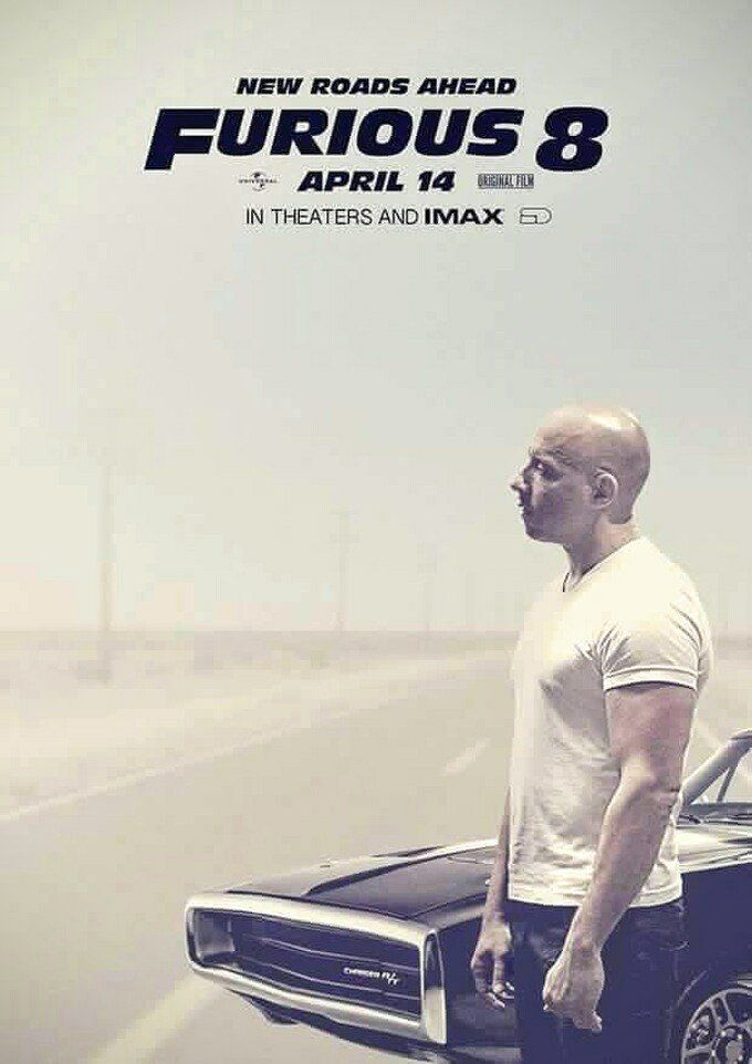 Fast And Furious Franchise Vin Diesel Jason Statham Dwayne