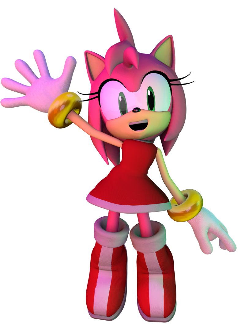 Hi There By Santajack8 On Deviantart Amy The Hedgehog Amy Rose Sonic And Amy