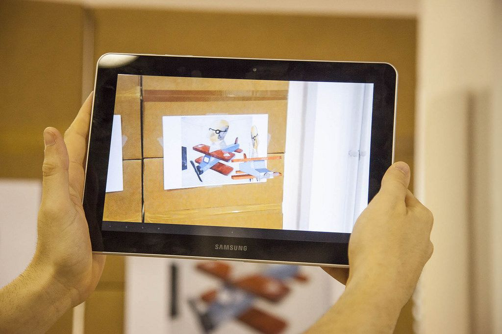 Adding augmented reality to your art gallery (With images) | Audience engagement, Engagement ...
