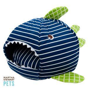 Martha Stewart Pets Shark Pet Bed Beds Petsmart Pretty Pet