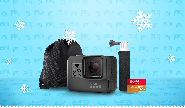 GoPro - HERO5 Black 4K Ultra HD Waterproof Camera | You Pin, They ...