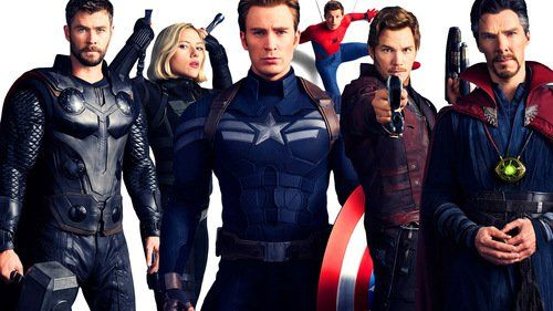 Avengers 3 infinity War streaming complet