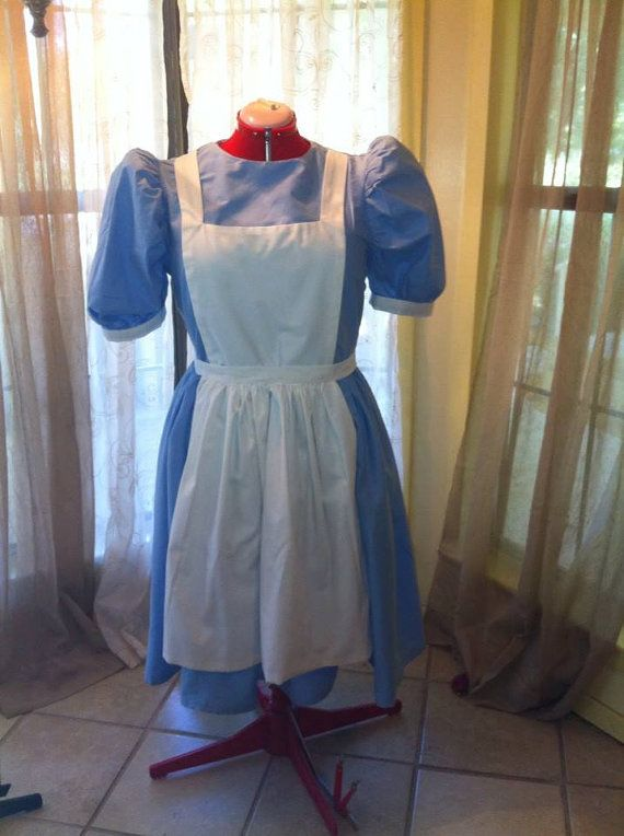 Wizard of OZ and Alice in wonderland Adult by ChloizzysCloset, $115.00
