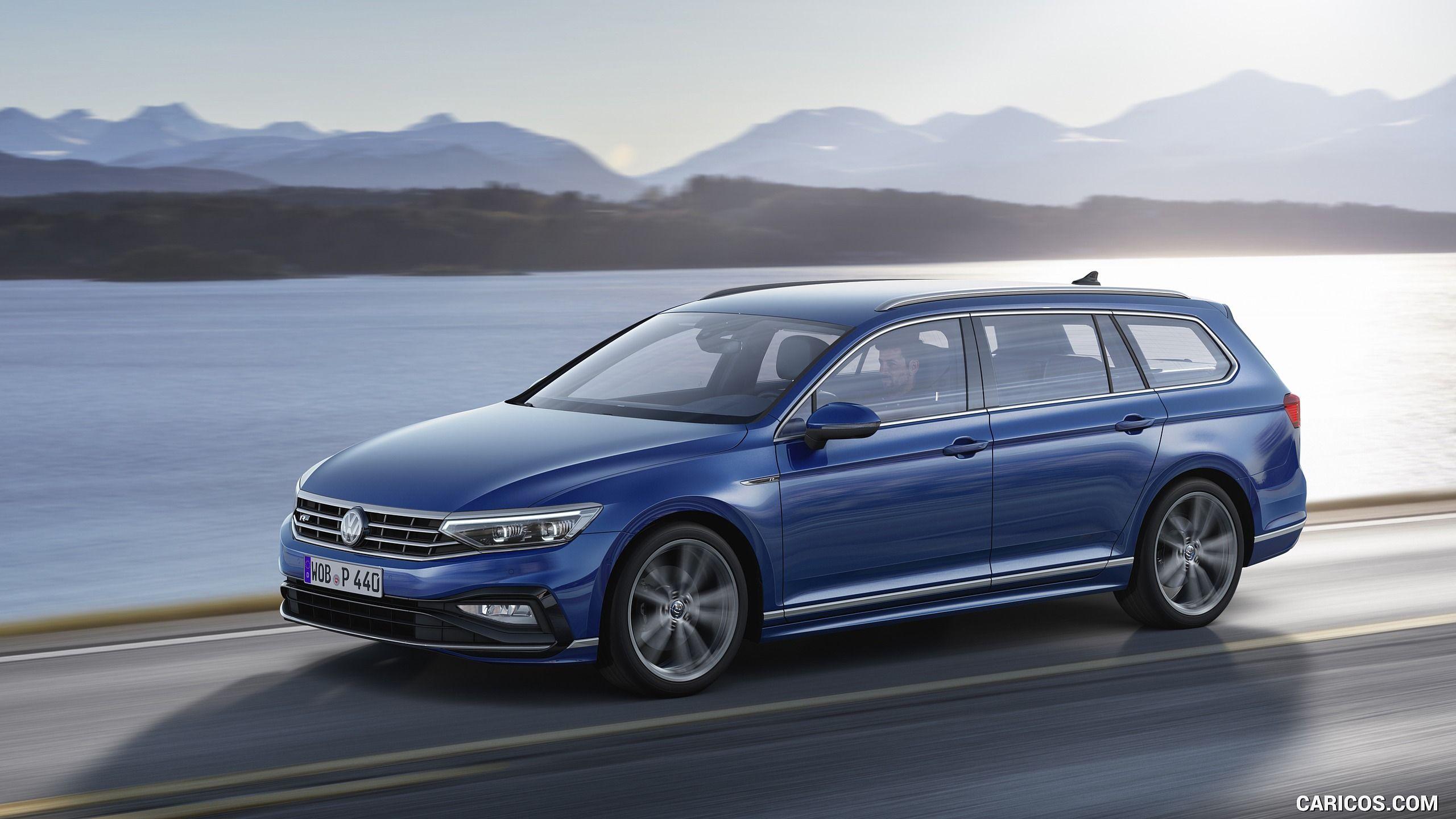 2020 Volkswagen Passat Variant Eu Spec Front Three Quarter Hd Vw Passat Car Volkswagen Jetta Wagon