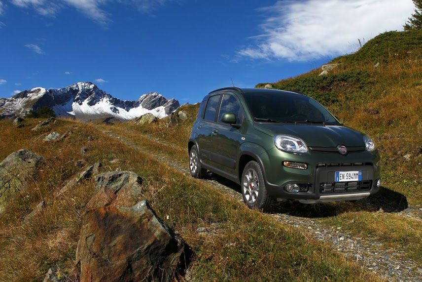 The New Fiat Panda 4x4 Carleasing Deal One Of The Many Cars And