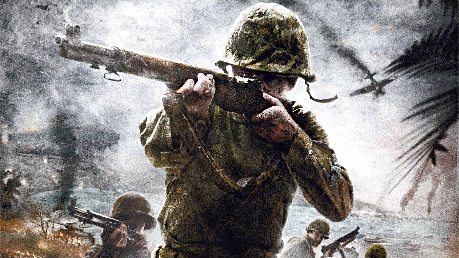 Cod Wwii Wallpaper 4k In 2020 Call Of Duty World Call Of Duty Modern War