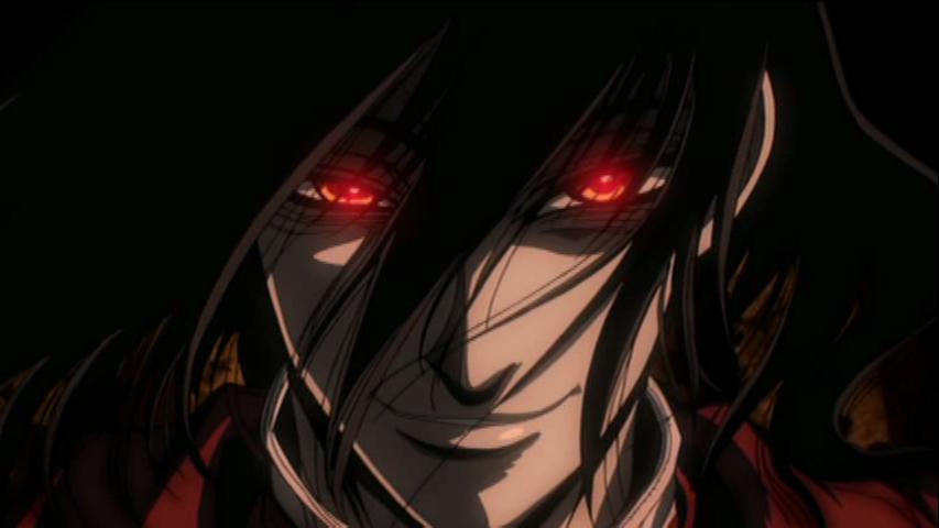 Hellsing Ultimate Review Anime, Filmy, Grafika
