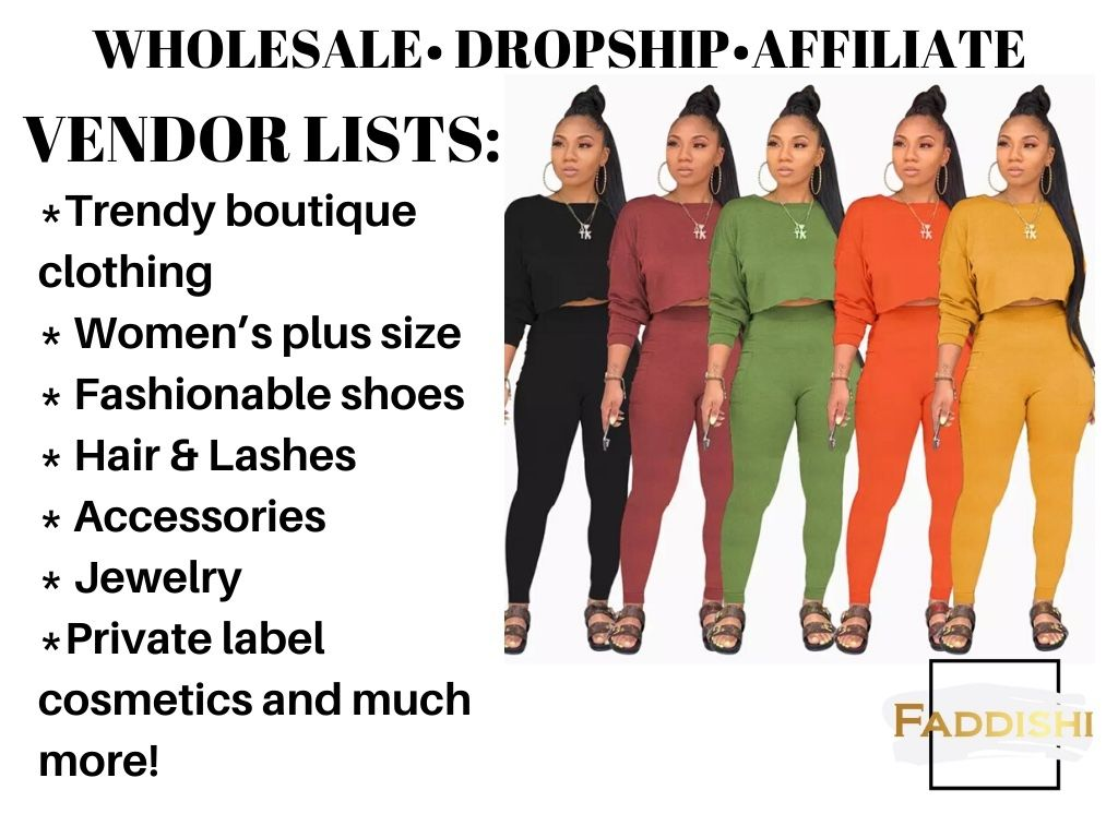 Pin on Faddishi Wholesale and Dropship Boutique Supplier