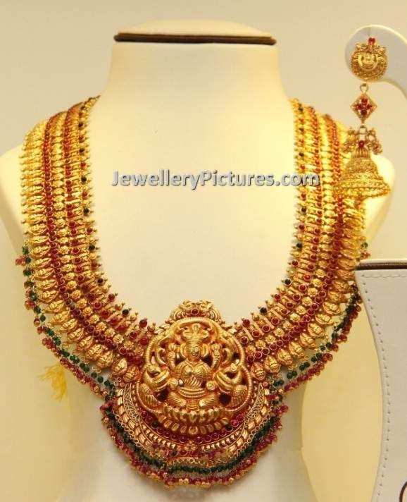 Temple Jewellery Latest Indian Jewelry Jewellery Designs
