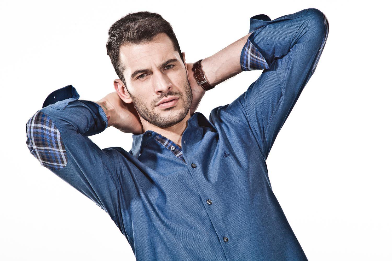 Per l'uomo che non vuole mai rinunciare all'eleganza anche nel tempo libero, scopri la collezione camicie Navigare! www.navigare.eu