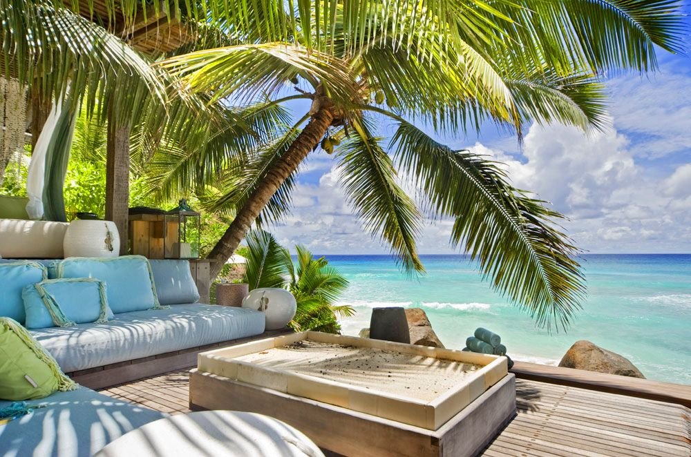 Just WOW. Absolute perfection. Drop me there! Passion For Luxury : North Island Lodge in the Seychelles
