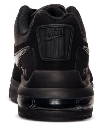 nike air max ltd 3 uomini in scarpe da ginnastica dal traguardo nero