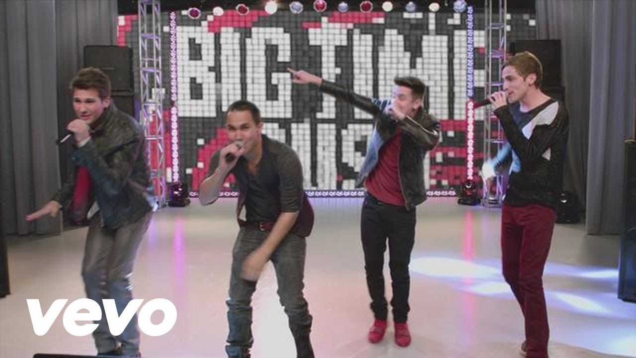 Big Time Rush Like Nobody S Around I Miss Btr Groupe Musique Musique