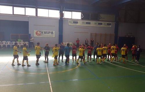 Calcio a 5 Futsal Atessa-Devils Futsal Chieti 4-9