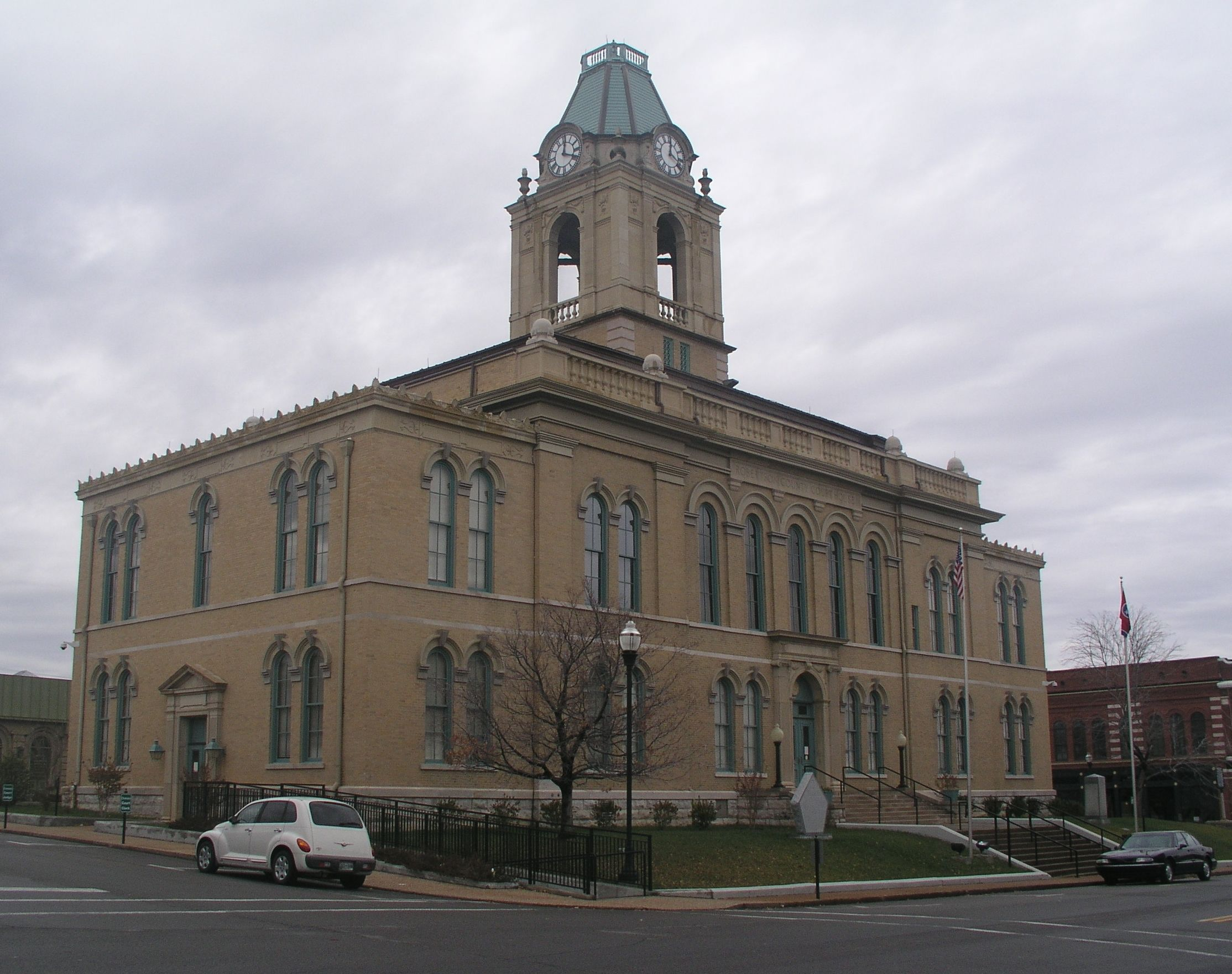 Tennessee robertson county springfield - Robertson County Courthouse In Springfield Tn