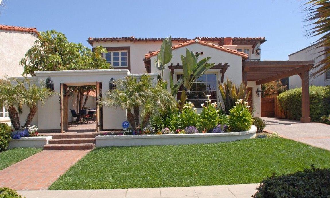 La Jolla California Hacienda Style Homes Spanish Style Homes Spanish House