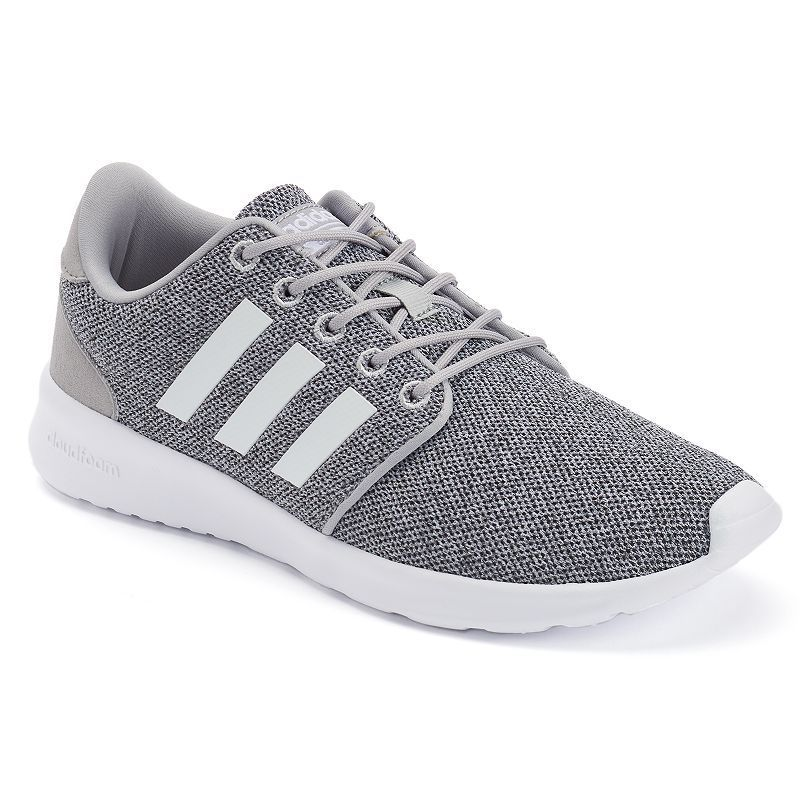 size 40 a55eb bce4d Adidas NEO Cloudfoam QT Racer Womens Shoes, Size 9.5, Dark Blue   Products  Adidas shoes women, Adidas, Adidas neo