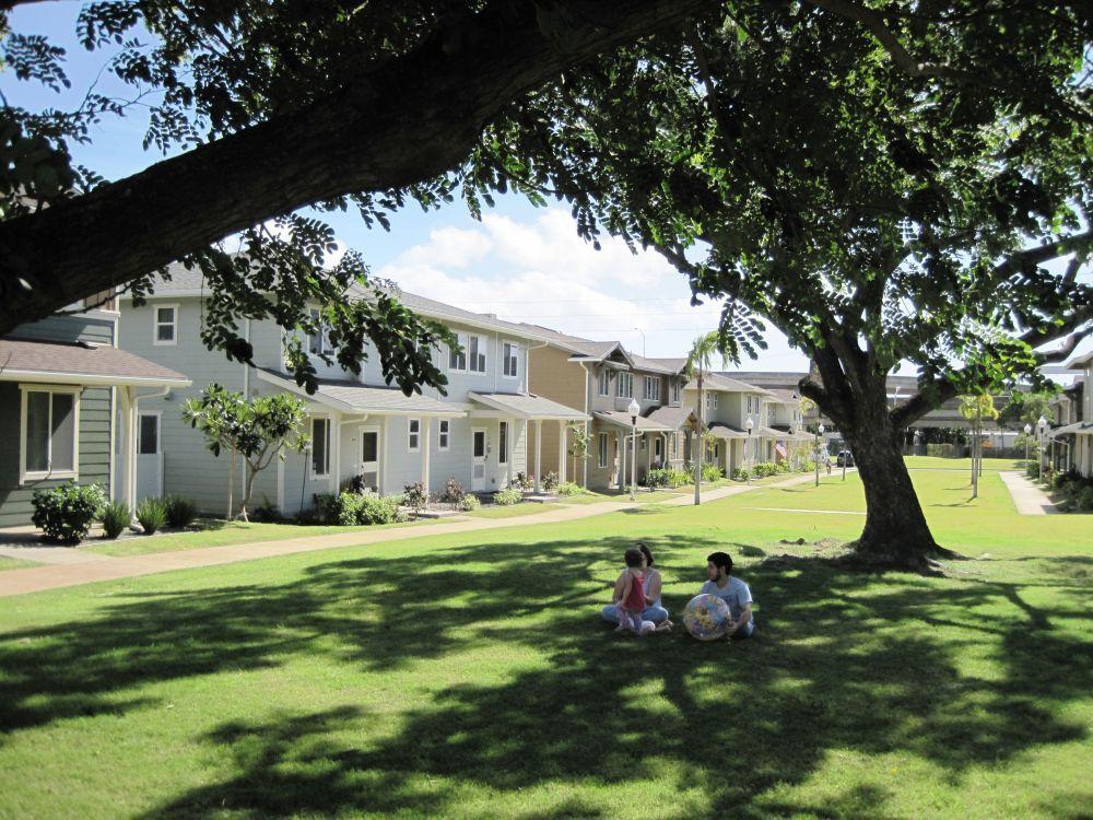 Jbphh Catlin Park Hunt Military Communities E1 E9 Navy Housing Military Family Housing Base Housing