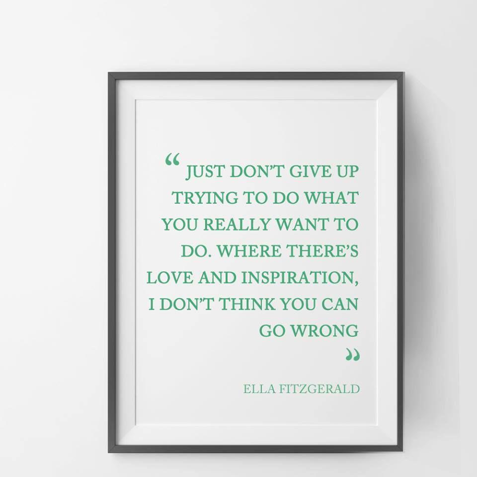 Ella Fitzgerald Motivational Speech Ellafitzgerald Motivation Inspiration Motivational Speeches Favorite Quotes Quotes