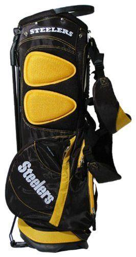 Pittsburgh Steelers Golf Bag