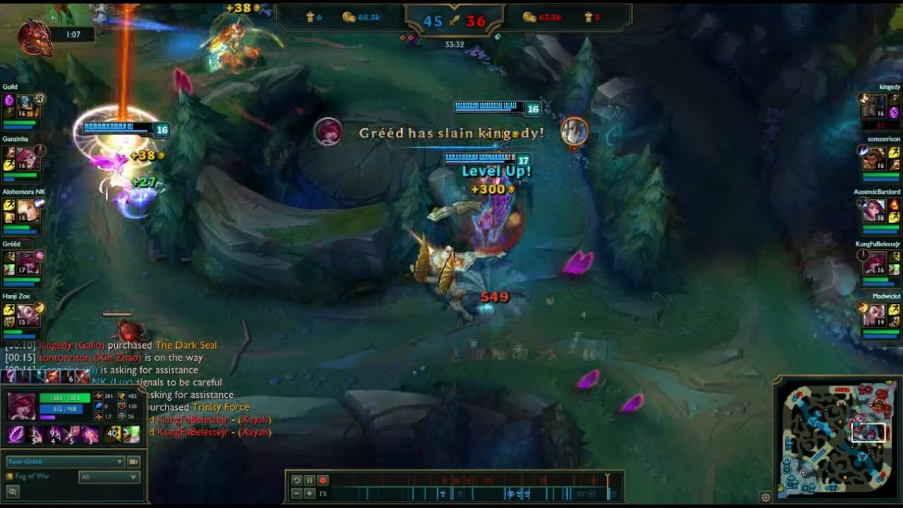 Xayah Penta in my first game! https://youtu.be/P5a1bB_zTbM #games #LeagueOfLegends #esports #lol #riot #Worlds #gaming