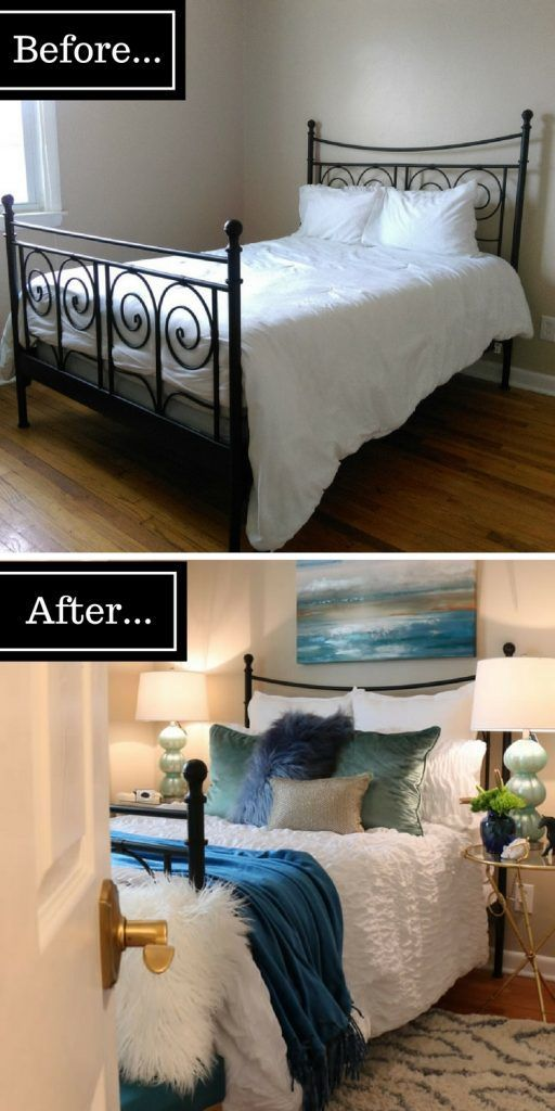 Easy One Room Refresh: Guest Room Makeover images