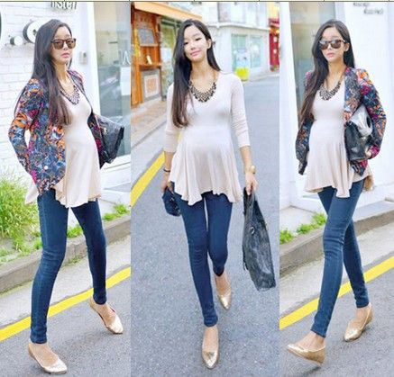 2015 summer new fashion Maternity jeans,Slim sexy pencil pants for ...