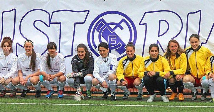 Ustedes saben que esta temporada el #RealMadrid va a tener un equipo de soccer femenino por PRIM...