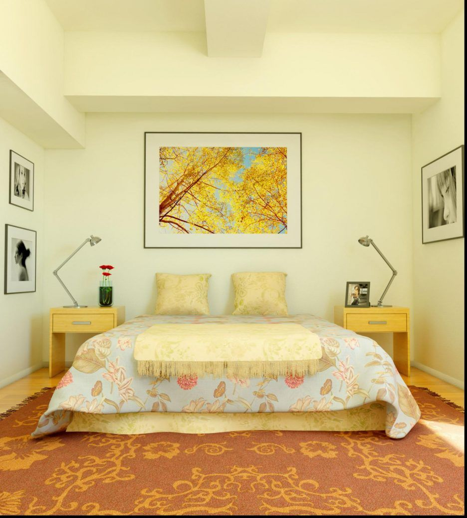 Best Colors for Small Bedroom - What is the Best Interior Paint ...