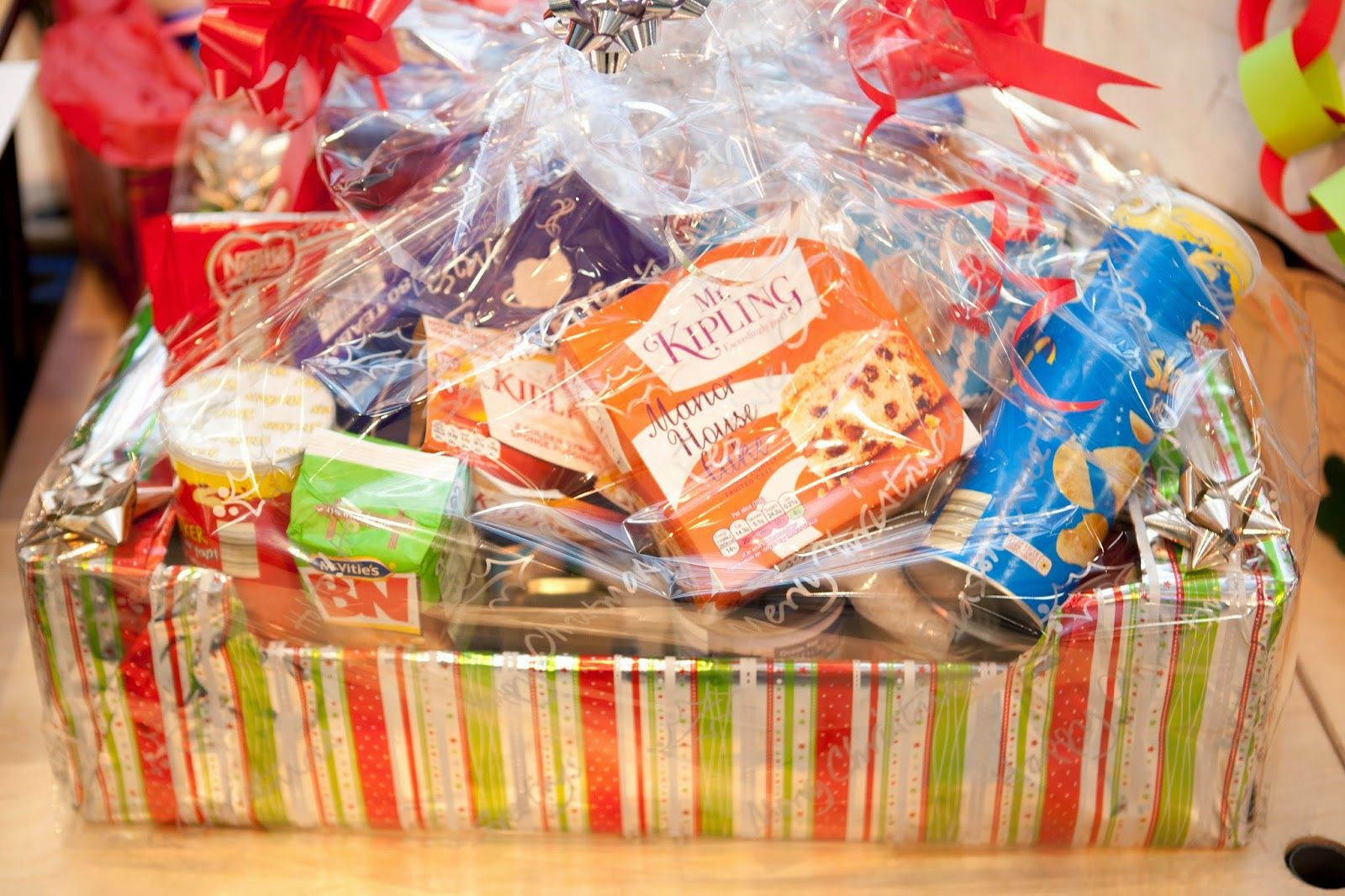 All of our Food Hampers and Gift Baskets are available to