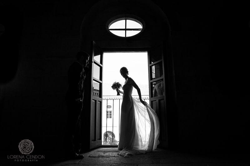 Rachel y Jose: boda en el Monasterio de San Clodio » Lorena Cendon Fotografia