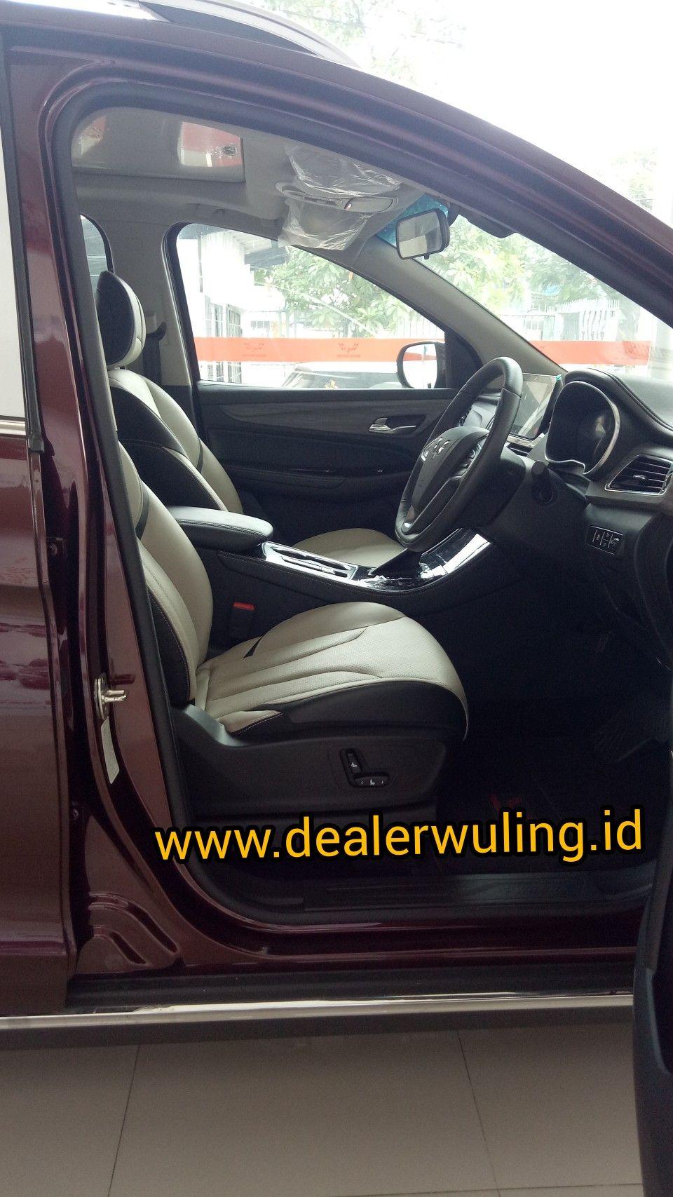 Interior Wuling Cortez Turbo Type L Mobil Baru