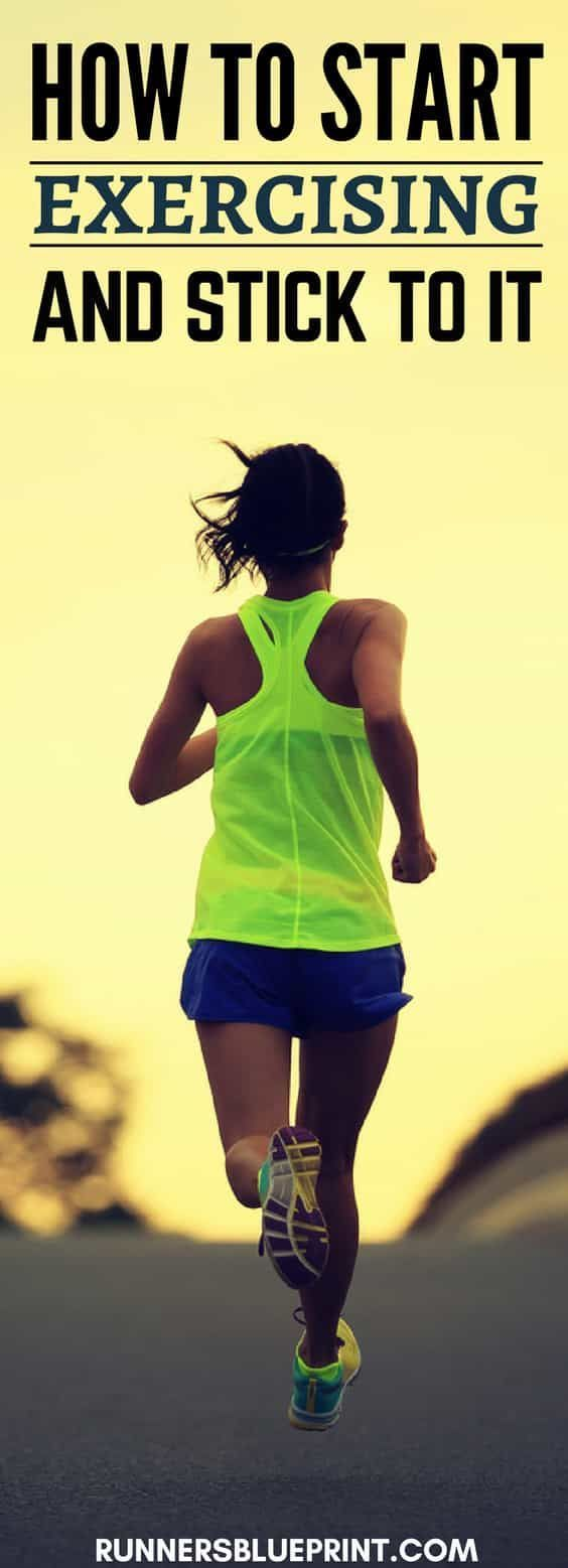 6 Ways to Help You Stick To Your Exercise Plan (avec ...