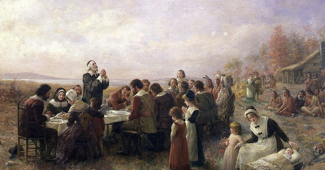 Everything You Learned About Thanksgiving Is Wrong The