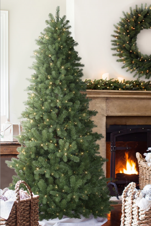 19 Best Artificial Christmas Trees That Will Look Great Year After