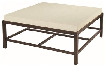 Allan Copley Designs Spats 42 Inch Square Cocktail Table In