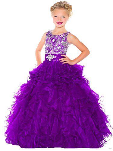 MengLu Little Girls' Scoop Crystal Ruffle Sliver Sequin Big Pageant Dresses MengLu http://www.amazon.com/dp/B011KUSNLG/ref=cm_sw_r_pi_dp_bkB4wb0Q3GE8C