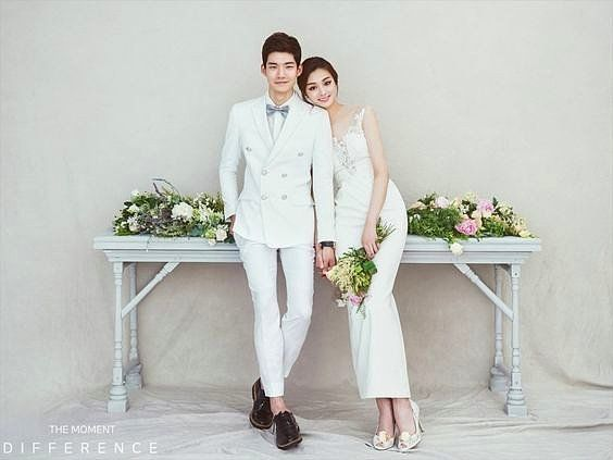Elegant und ganz natürlich 37 koreanische Hochzeitsfotos für den nächsten Sommer   - Düğün fikirleri -