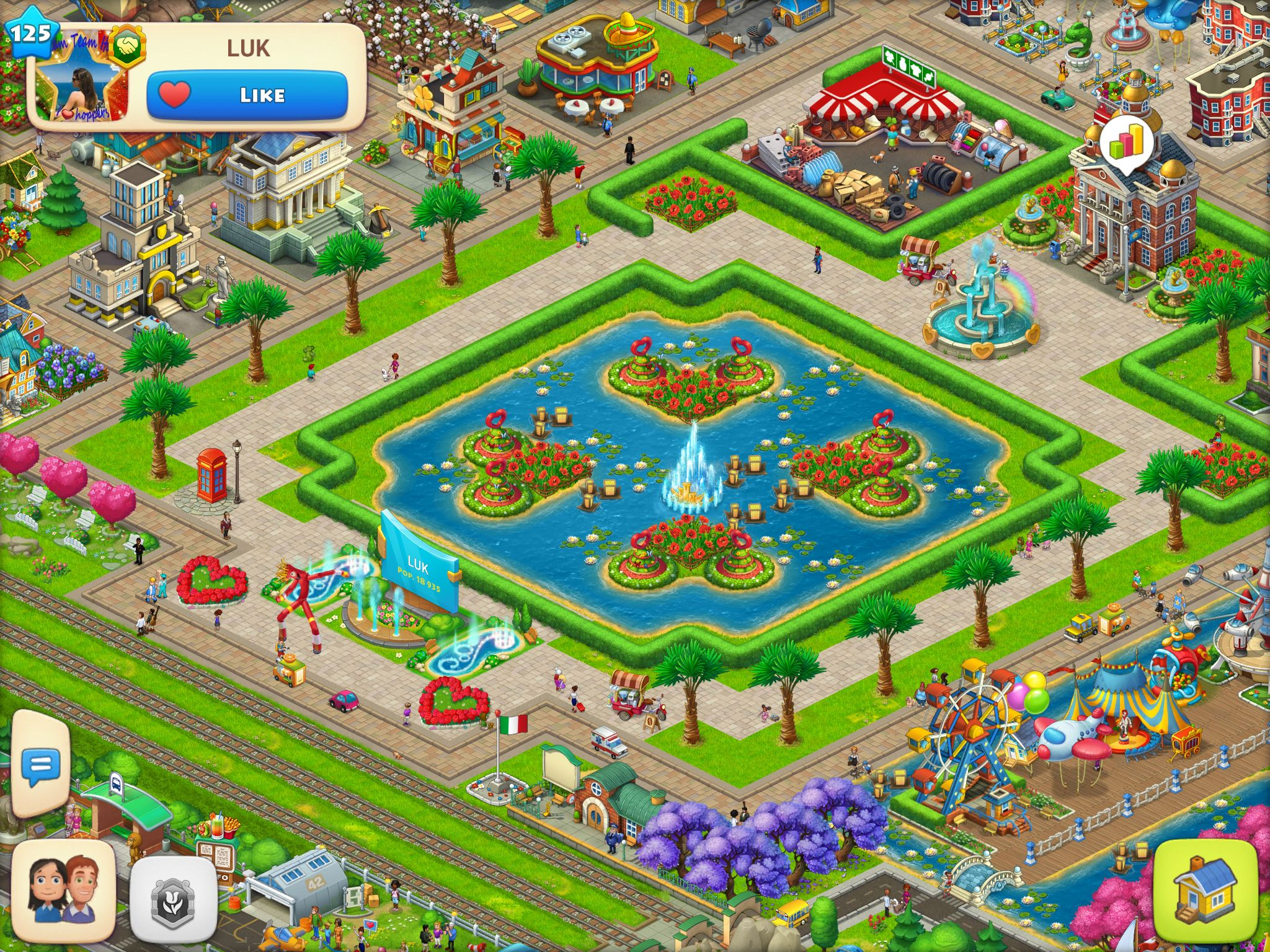 Township Township game layout, Township, Cute wallpapers