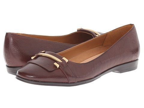 Womens Shoes Naturalizer Referee Coffee Bean/Oxford Brown Leather