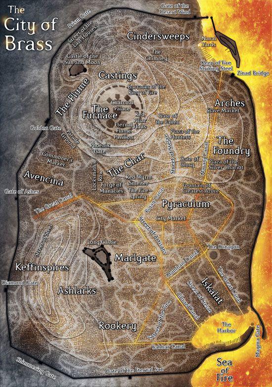 city of brass maps fantasy city map pathfinder maps imaginary maps rh pinterest com