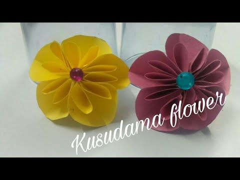 How to make kusudama paper flower method 1easy method to make how to make kusudama paper flower method 1easy method to make kusudama mightylinksfo