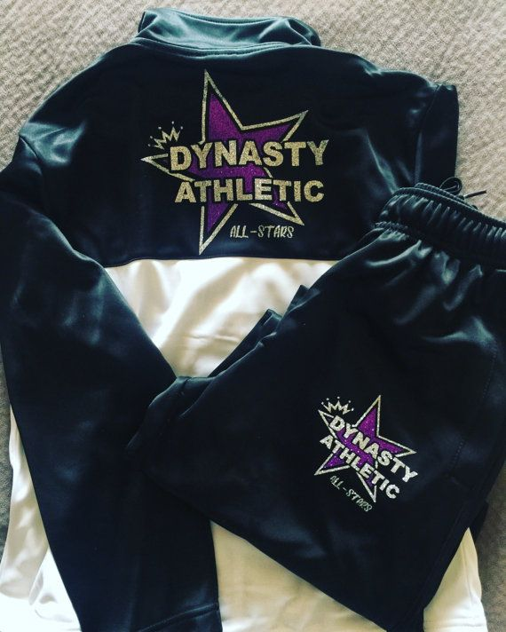 Warmup suits by Fancymakings81 on Etsy