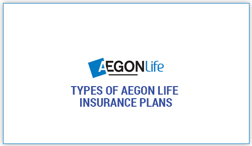 Aegon Life Insurance Life Insurance How To Plan Insurance Company