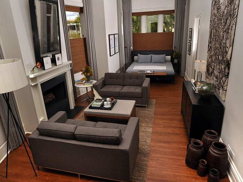 Home Design and Interior Design Gallery of Decorating Small