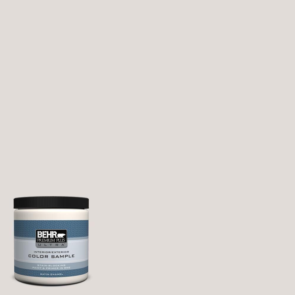 Behr Premium Plus Ultra 8 Oz Ppf 11 Shaded Hammock Satin Enamel Interior Exterior Paint And Primer In On Behr Premium Plus Ultra Exterior Paint Paint Samples