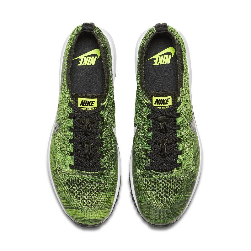 e6dc91348064 Nike Flyknit Racer G Men s Golf Shoe - Green