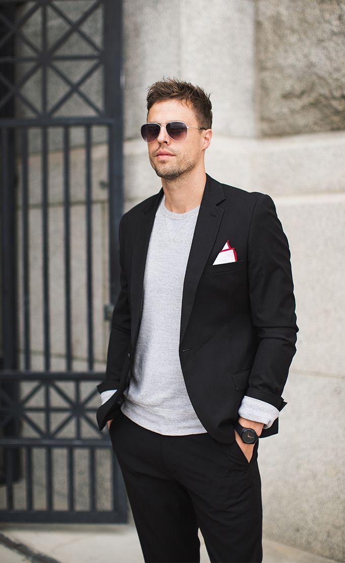 1000  images about Jon Clothes on Pinterest | Suits, Men casual