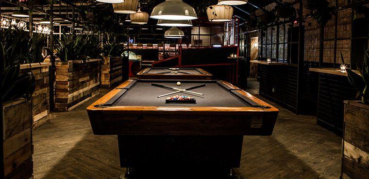 Poker Table Montreal