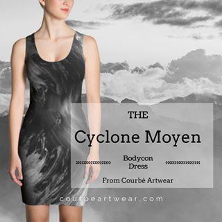 create an ⚡️ atmospheric disturbance with the cyclone